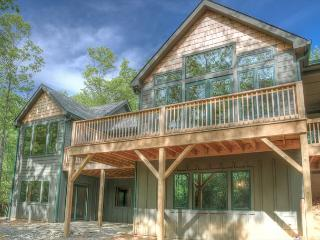 Mountain Sunspace | Large, beautifully detailed, mountaintop home, Black Mountain