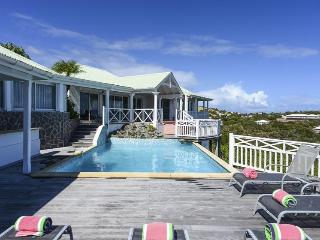 Milonga at Marigot, St. Barth - Ocean View, Pool