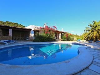 3 bedroom Villa in Es Cubells, Ibiza, Ibiza : ref 2227647