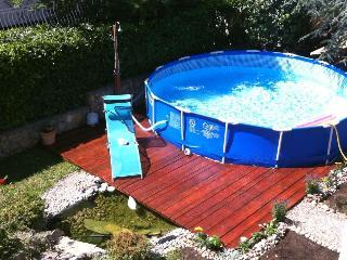Beautiful apartment with pool Skandi - Malinska