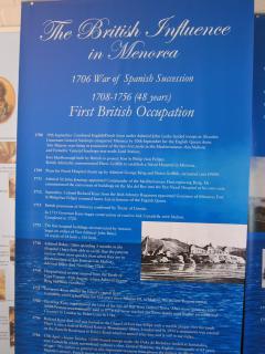 Visit the historical islands in Mahon Harbour (Isla del Rey and Quarantine Island)