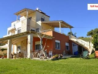 Beautiful new villa near Sani, Kassandra