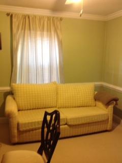 Chambre familiale avec canapé convertible