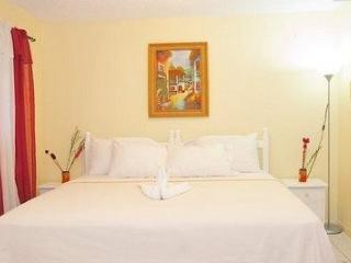 Red Snappa - Cozy One bedroom with two beds, Kingston