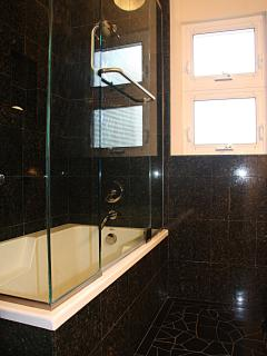 Upper Bath Bath Tub and Shower
