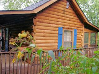 GREAT VALUE! Blue Skies Log Cabin - Cozy & Private, Lake Lure