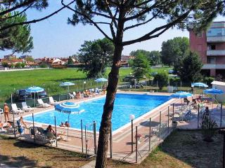 Appartamento con piscina e balcone a Lido Nazioni, Lido delle Nazioni