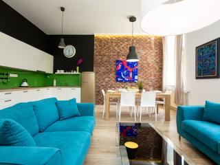 Zagreb Deluxe Art Apartment