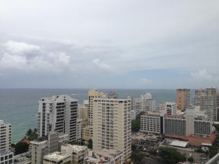 Ashford Ave,  Condado.  Ocean Apartment., San Juan