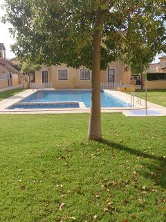 Your closest swimming pool. 30m from the door