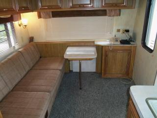 Affordable Florida Vacation Cozy One Bedroom RV, Orange City