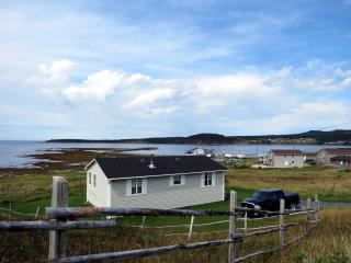 Oceanfront Cottage in Gros Morne National Park, Rocky Harbour