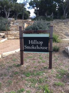 The SmokeHouse is located just above the villa.  Great area for parties.