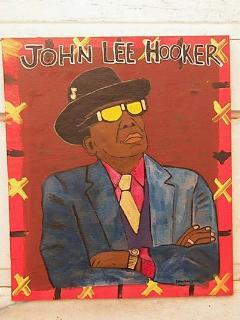 Dan Dalton's John Lee Hooker original