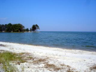 View of Bay from Sandy Beach