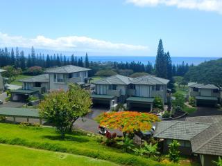 Oceanview from Kapalua Golf Villas