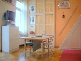 Loft Studio in heart of center right at Danube!, Budapest