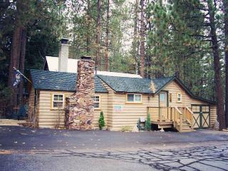 Cossaboom Cabin, Big Bear Lake