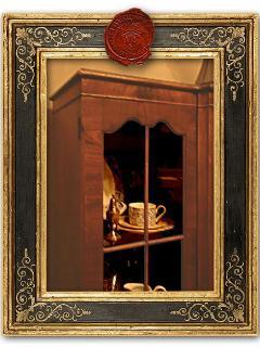 Grand Residence, Dining Room Details, Grand Level