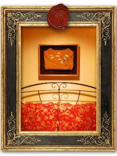 Grand Residence, Third Bed Room Detail, Lower Level