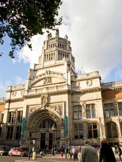 Take in the stunning and education Victoria and Albert Museum