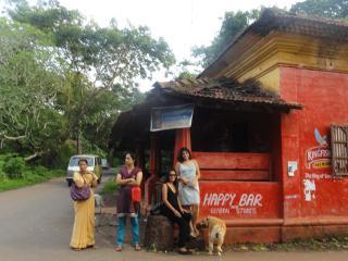 Little Paradise Cottage in Assagao, North Goa
