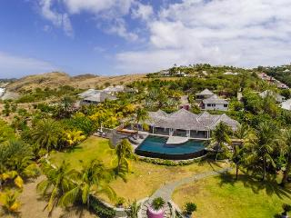Fully Staffed Oceanfront Estate, one of the finest in St. Barts