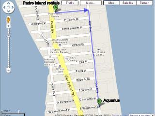 AQUARIUS 107, Port Isabel