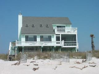 GULF FRONT 2 bedroom home with a loft., Port Saint Joe