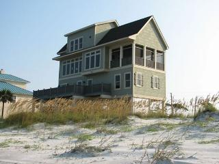 Jubilee:  5BR Gulf Front Pet Friendly house on Cape San Blas, Port Saint Joe