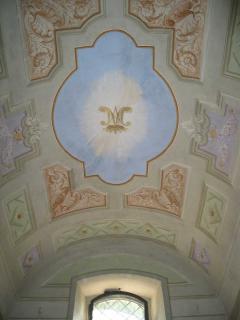 Bedroom's Ceiling