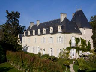 Chateau in the Loire Valley for Rent - Chateau de Valerie with Coach House, Beaumont-en-Veron