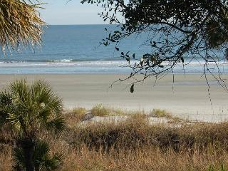 104 Oceanwood - Beautiful Oceanfront 4 Bedroom home w/ Hot Tub, Hilton Head