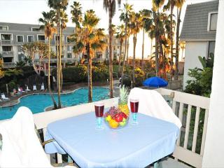Southside e'Scape -- Sunny Beach Rental Overlooks Pool with Oceanview, Oceanside