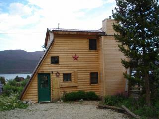 Star Cabin: Panoramic Views, Charming and Peaceful, Grand Lake