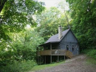 Peaceful Hocking Hills Cabin Rental, South Bloomingville