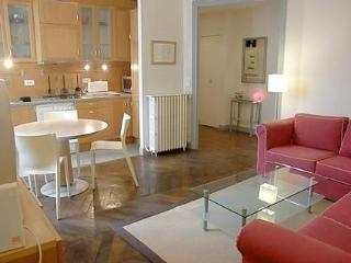 Great 3 BR flat Boulevard de Vaugirard up to 6 gue, Paris