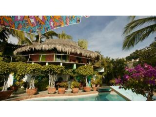 Pepes Hideaway- #1 in Primitive Sophistication, Manzanillo