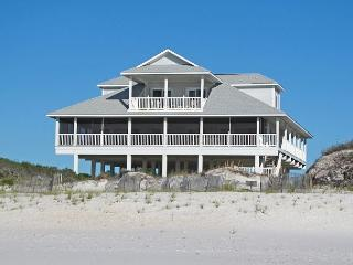 Large Gulf Front House on Cape San Blas