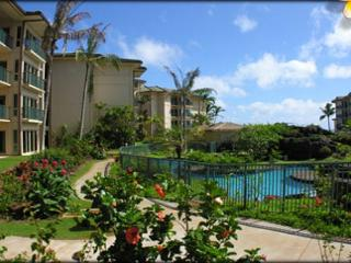 The LARGEST** ground floor Suite * Wai & 3 BEDS 2 Queen 1King, Kapaa