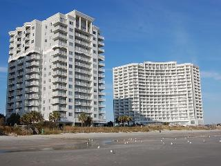 2BR/ 2BA ocean view in the fantastic Seawatch Resort with great amenities, Myrtle Beach