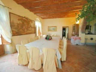 Villa in Brolio, Arezzo Area, Tuscany, Italy