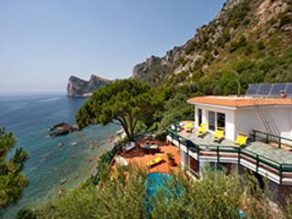 7 bedroom Villa in Marina del Cantone, Campania, Italy : ref 5218165
