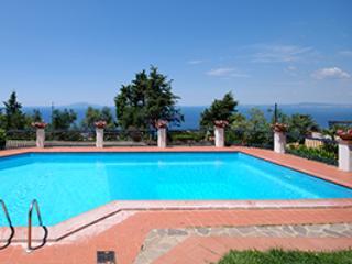 4 bedroom Apartment in Sant'Agata sui Due Golfi, Campania, Italy : ref 5218191