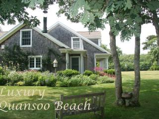 HERGT - Luxury Retreat Chilmark, Key to Quansoo Private Association Beach, Set