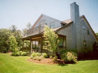 JACKR - Summer Vacation in Comfort, Lovely Private Yard,  Porch and Deck Areas, Central AC, Edgartown