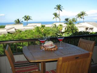 Wailea Ekolu #407 1Bd/2Ba Panoramic Ocean Views Near Beach Full A/C, Sleeps 2