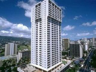 Royal Kuhio Condo with Sweeping Views, Pivate Lanai, Full Kitchen, Parking, Honolulu