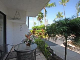 Casa De Emdeko 111 - Groundfloor, Spacious 2bed/2 bath w/ Air Conditioning, Kailua-Kona