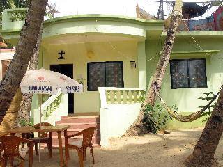 romantic Fresh House at Mandrem Beach, Goa, India